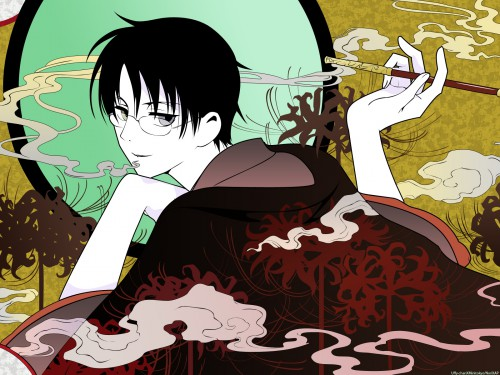 CLAMP, Production I.G, xxxHOLiC, Kimihiro Watanuki Wallpaper