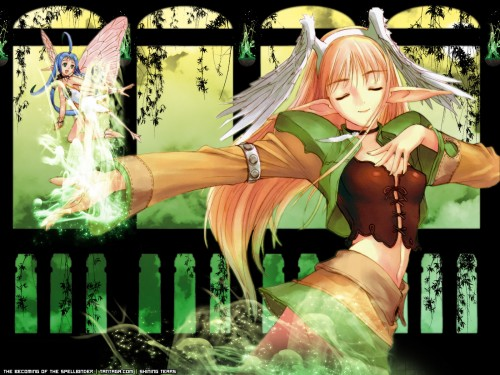 Tony Taka, Shining Tears, Elwing, Maple Wallpaper