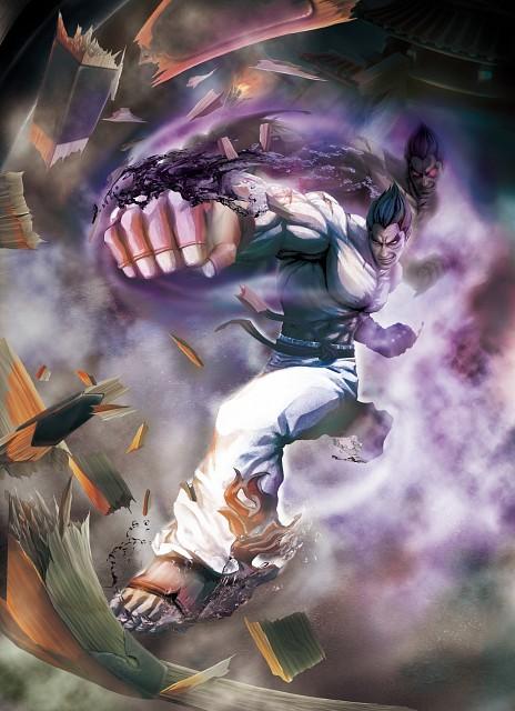 Street Fighter x Tekken, Kazuya Mishima