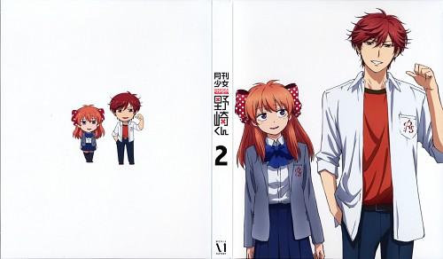 Izumi Tsubaki, Junichiro Taniguchi, Dogakobo, Gekkan Shoujo Nozaki-kun, Mikoto Mikoshiba