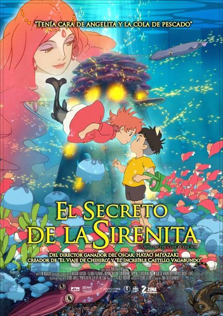 Hayao Miyazaki, Studio Ghibli, Gake no Ue no Ponyo, Gran Mamare, Sosuke