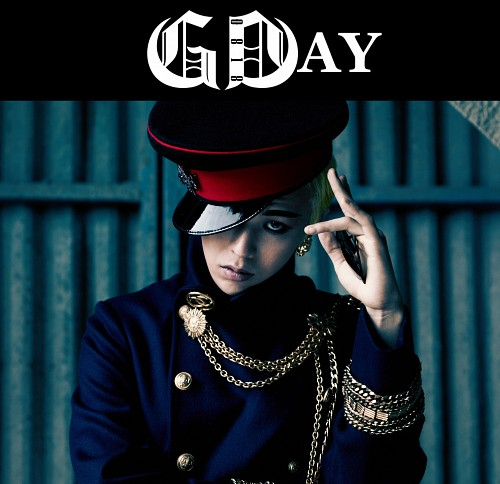 G-Dragon, BIGBANG, Album Cover