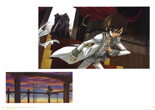 Takahiro Kimura, RICCA, Sunrise (Studio), Lelouch of the Rebellion, Code Geass Ilustrations Rebels