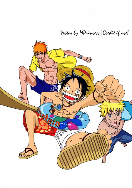 Eiichiro Oda, Masashi Kishimoto, Kubo Tite, Studio Pierrot, Toei Animation