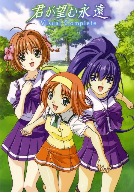 Age (Studio), Kimi ga Nozomu Eien, Akane Suzumiya, Haruka Suzumiya, Mitsuki Hayase
