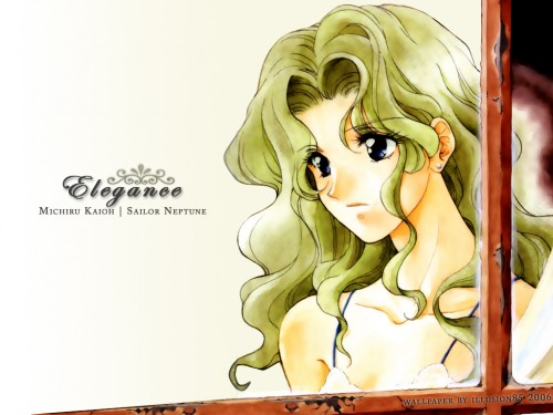 Studio Canopus, Bishoujo Senshi Sailor Moon, Michiru Kaioh, Doujinshi Wallpaper