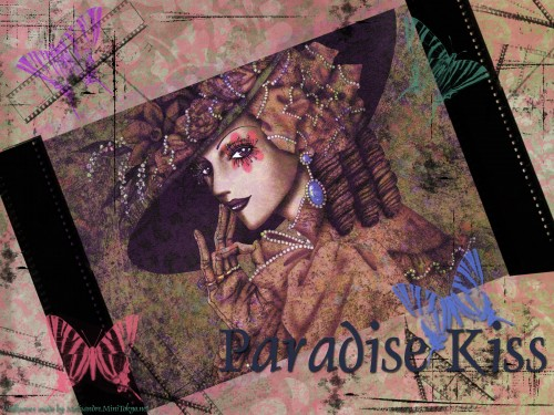 Ai Yazawa, Madhouse, Paradise Kiss, Isabella Wallpaper