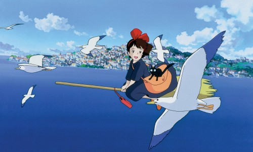 Studio Ghibli, Kiki's Delivery Service, Jiji (Kiki's Delivery Service), Kiki Okino