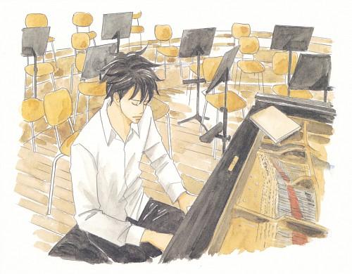 Tomoko Ninomiya, Nodame Cantabile, Nodame Cantabile Illustrations, Shinichi Chiaki