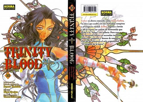 Kiyo Kyujyo, Shibamoto Thores, Gonzo, Trinity Blood, Shahrazad Al Raman