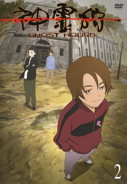 Masamune Shirow, Production I.G, Ghost Hound, Makoto Ogami, Taro Komori