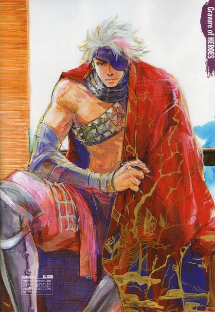 Capcom, Sengoku Basara 2 Visual & Sound Book Vol. 2, Sengoku Basara, Motochika Chosokabe (Sengoku Basara)