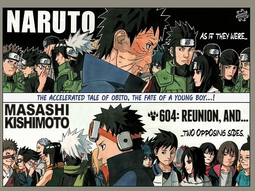 Masashi Kishimoto, Naruto, Ebisu (Naruto), Obito Uchiha, Iruka Umino