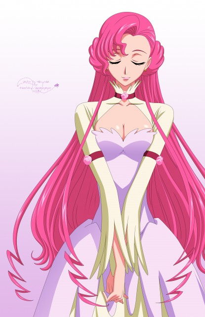 Sunrise (Studio), Lelouch of the Rebellion, Euphemia Li Britannia, Vector Art