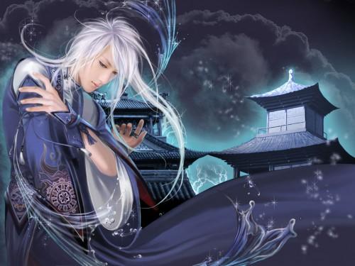 Hei Se Jin Yao Wallpaper