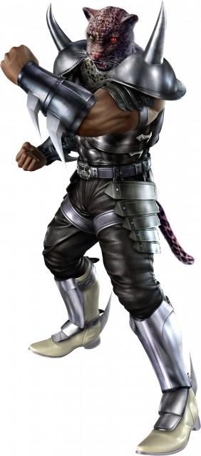 Namco, Tekken, Armor King