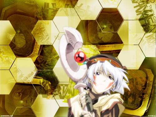 Yoshiyuki Sadamoto, Bee Train, .hack//SIGN, Tsukasa Wallpaper