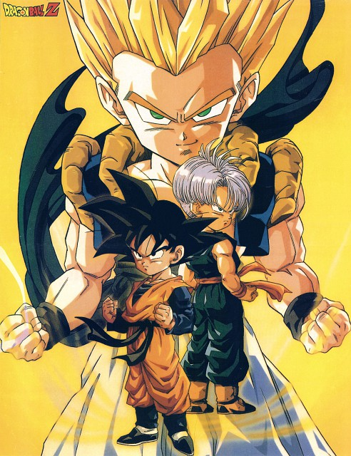 Akira Toriyama, Toei Animation, Dragon Ball, Trunks, Son Goten
