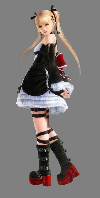 Tecmo, Dead or Alive, Marie Rose, Official Digital Art