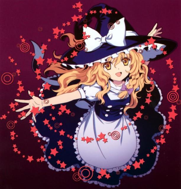 An2a, Petite Fatal 2nd, Touhou, Marisa Kirisame