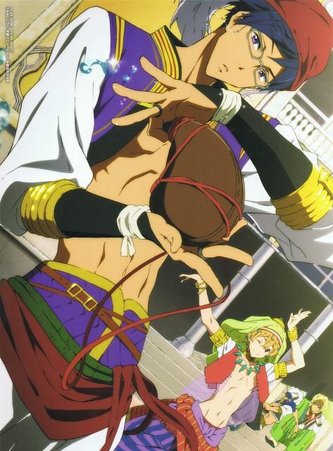 Yukiko Horiguchi, Kyoto Animation, Free!, Haruka Nanase (Free!), Rei Ryuugazaki