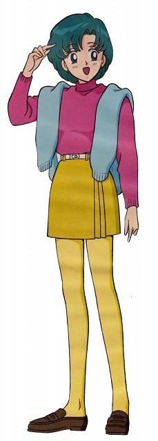 Toei Animation, Bishoujo Senshi Sailor Moon, Ami Mizuno