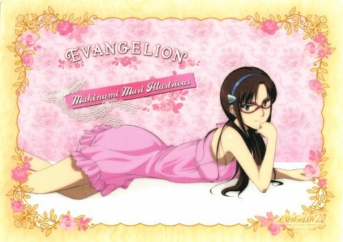Gainax, Khara, Neon Genesis Evangelion, Makinami Mari Illustrious