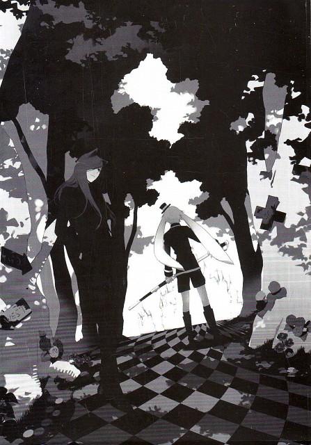 Ikumi Katagiri, Are You Alice, White Rabbit (Are You Alice), Cheshire Cat (Are You Alice)