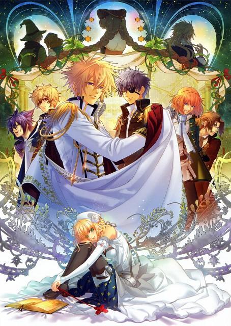 miko (Mangaka), Idea Factory, Beast Master and Prince, Silvio, Matheus