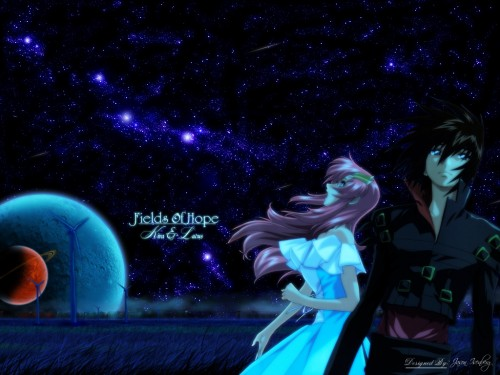 Sunrise (Studio), Mobile Suit Gundam SEED Destiny, Lacus Clyne, Kira Yamato Wallpaper