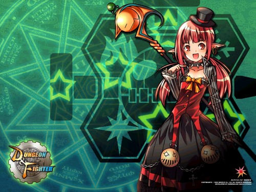 Dungeon Fighter Online, Official Wallpaper