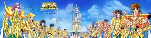 Masami Kurumada, Toei Animation, Saint Seiya, Gemini Saga, Taurus Aldebaran
