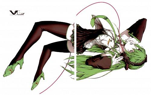 Nagimiso, Quantum Singer Illustrations Reactor Girl, Vocaloid, Miku Hatsune