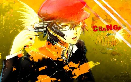 Shin Megami Tensei: Persona 4, Naoto Shirogane Wallpaper