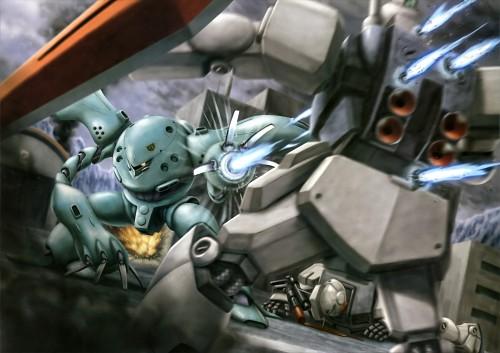 Sunrise (Studio), Mobile Suit Gundam - Universal Century, Mobile Suit Gundam 0080, Gundam Perfect Files