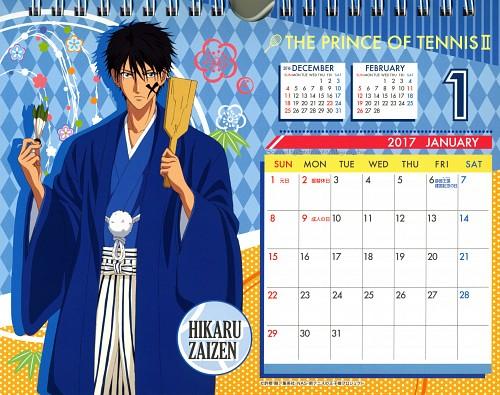 Takeshi Konomi, Production I.G, Prince of Tennis, Hikaru Zaizen, Calendar