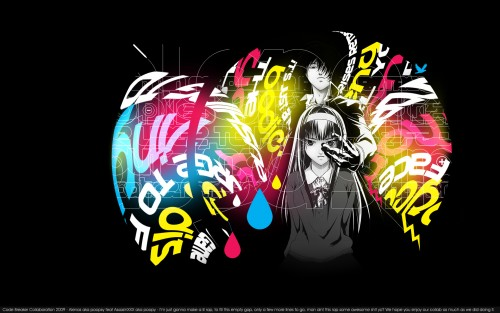 Code: Breaker Wallpaper