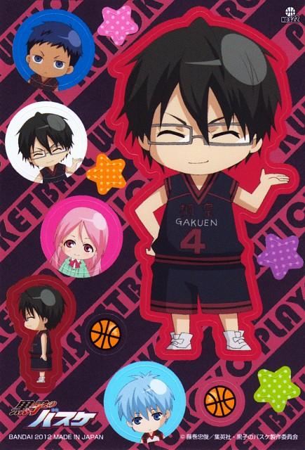 Tadatoshi Fujimaki, Production I.G, Kuroko no Basket, Shouichi Imayoshi, Tetsuya Kuroko