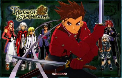 Kousuke Fujishima, Namco, Tales of Symphonia, Kratos Aurion, Colette Brunel