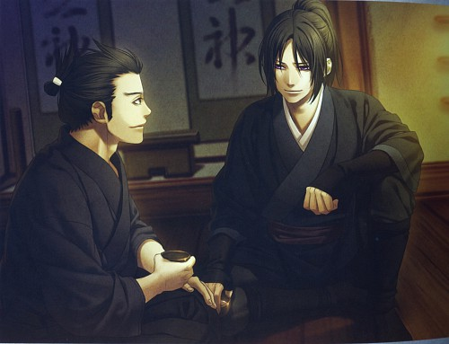 Yone Kazuki, Idea Factory, Studio DEEN, Hakuouki Shinsengumi Kitan, Isami Kondou (Hakuouki)