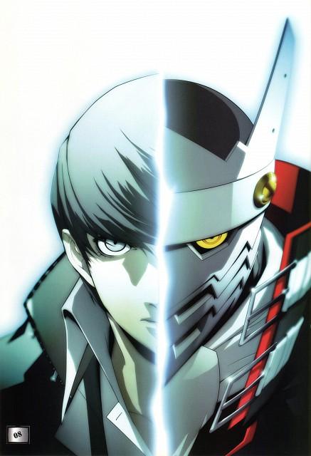Shigenori Soejima, Atlus, Soejima Shigenori Artworks 2004-2010, Shin Megami Tensei: Persona 4, Yu Narukami