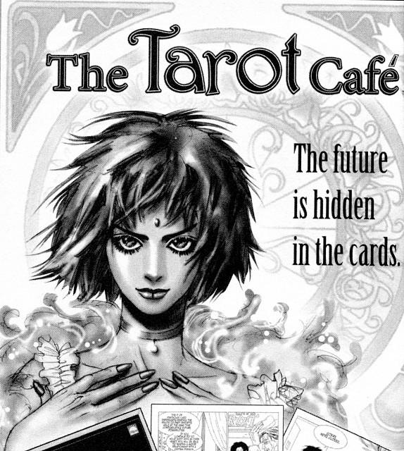 Sang Sun Park, The Tarot Café, Pamela (Tarot Cafe)