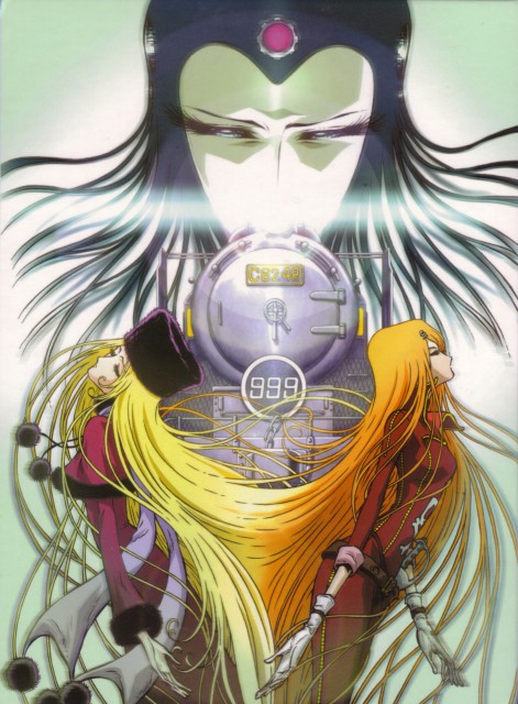 Reiji Matsumoto, Galaxy Express 999, Emeraldas, Maetel