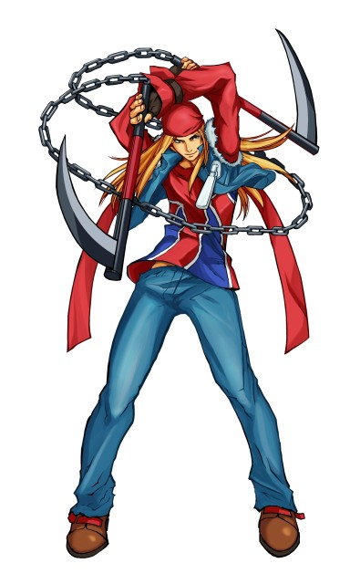 Guilty Gear, Axl Low