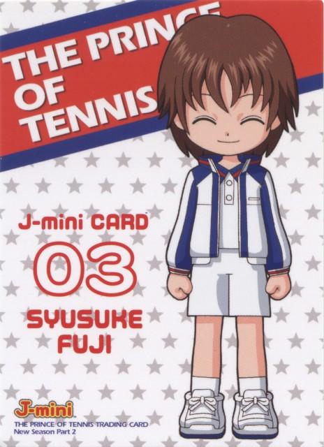 Takeshi Konomi, J.C. Staff, Prince of Tennis, Shusuke Fuji, Trading Cards