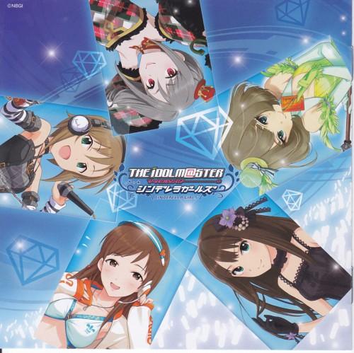 Namco, Aniplex, A-1 Pictures, Idol Master, Idol Master: Cinderella Girls