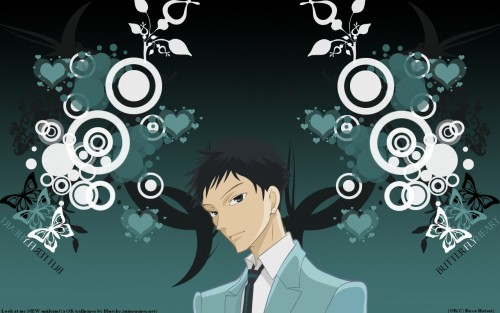 Hatori Bisco, BONES, Ouran High School Host Club, Takashi Morinozuka Wallpaper
