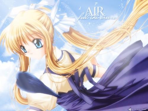 Key (Studio), Air, Sora (Air), Misuzu Kamio Wallpaper