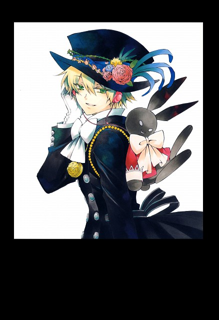 Jun Mochizuki, Xebec, Pandora Hearts, Pandora Hearts ~odds and ends~, B-rabbit