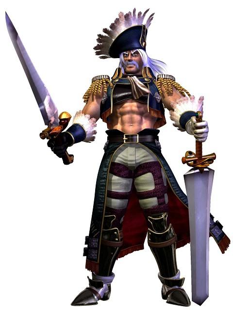 Namco, Soul Calibur, Cervantes
